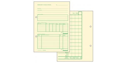 Werkkaart A5