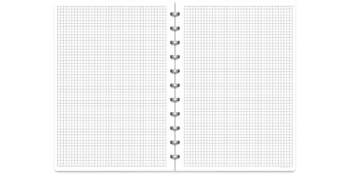 Schrift geruit type atoma