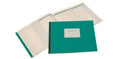 Aankoopfactuurboek 40 bl.