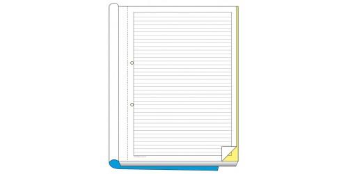 Orderbook gelijnd A4 no carb. 50x2