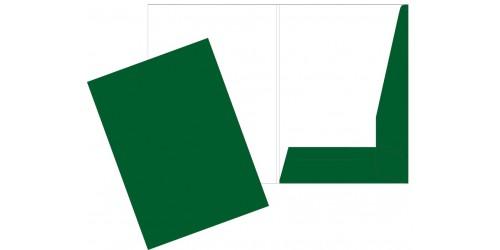Presentatiemap A4 groen cap. 5 mm