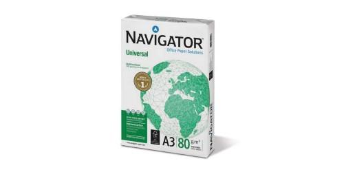 Navigator Universal A3 80 gr wit