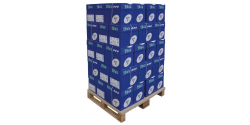 Clairefontaine pallet A4 wit 80g 250pk