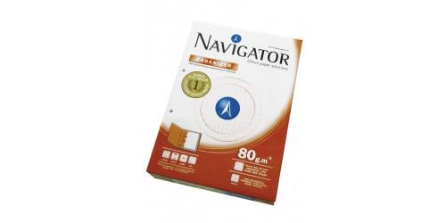 Navigator 80gr A4 + 2gaats perfo
