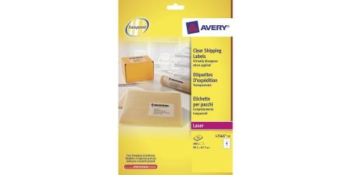 Avery eti. Transp 67,7x99,1 L7565S