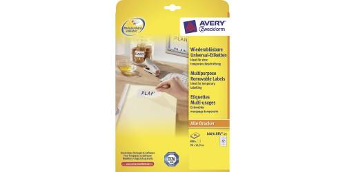 Avery Zweckform 6031,ft16,9x96