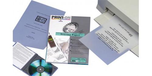 Laser transp. papier A4 (4567-319)