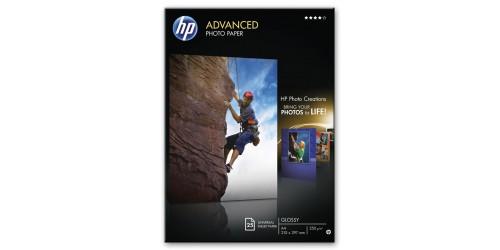 HP paper Photo glossy A4 Q5456A