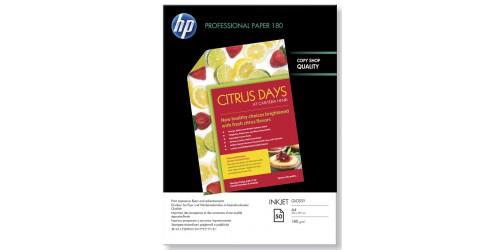 HP paper Prof. Brochure 2-z C6818A