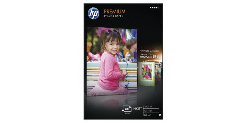 HP paper Photo Glossy 10x15 Q8008
