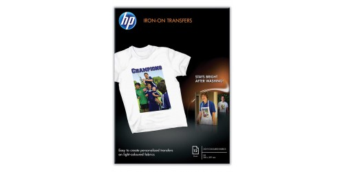 HP transfer Iron-On T-shirt C6050A