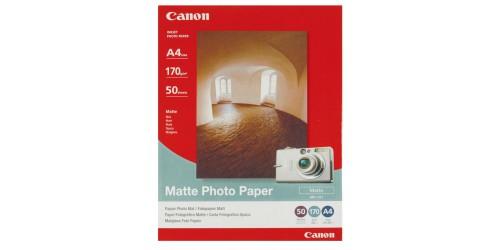 Canon Fotopapier Mat 170g A4 MP101