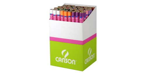 Canson zijdepapier 0,5x5m 20g as