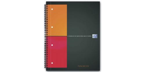 Oxford Int. Filingbook A4+ geruit