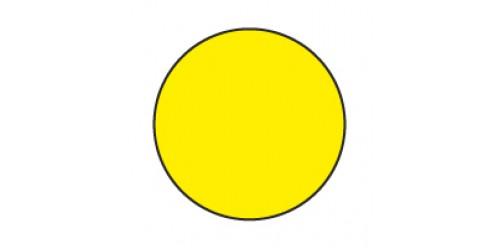 Etiket Herma 2231 geel