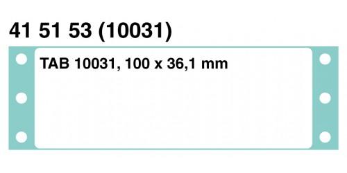 Etiket JAC 10031