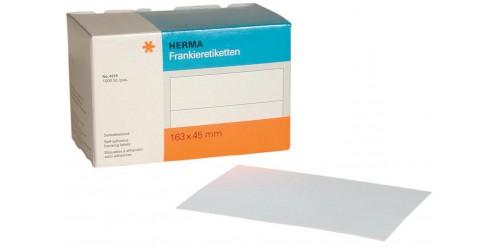 Frankeeretiket Herma 45x163mm-4329