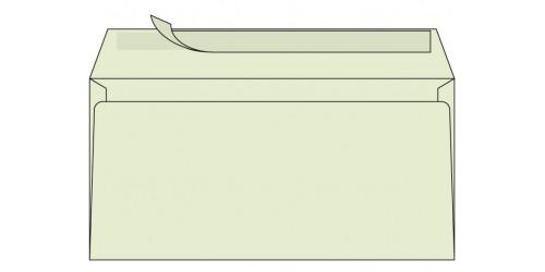 Trophée envelop 114x229mm groen