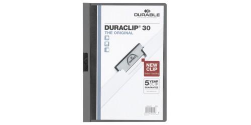 Duraclip map 2200 antraciet