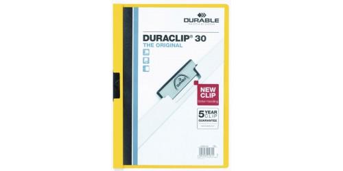 Duraclip map 2200 geel