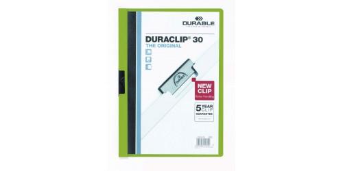 Duraclip map 2200 groen