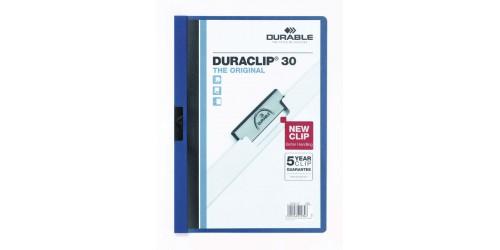 Duraclip map 2200 blauw