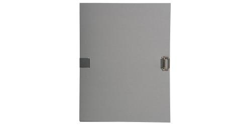 Lintmap uitschuifb. 320x240 grijs
