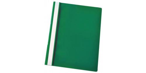 Hechtmap Economy A4 PP groen-Ds25