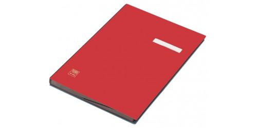 Vloeiboek 20 vaks 2421-01 Bordeaux