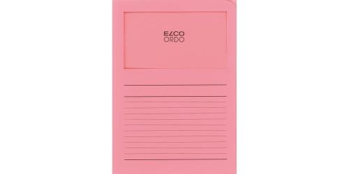 Dossiermap Elco Ordo roze bedrukt