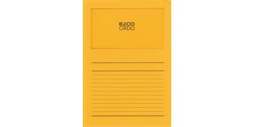 Dossiermap Elco Ordo goud bedrukt