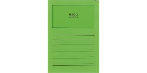 Dossiermap Elco int. groen bedrukt