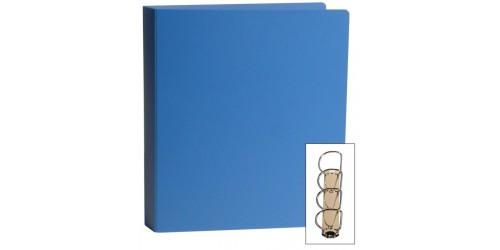 Classeur A4 Polyprop Blauw rug 50