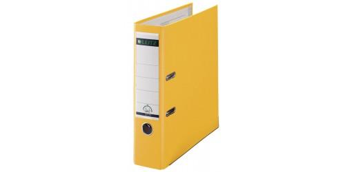 Sleufclas. Leitz 1010 A4/80 geel