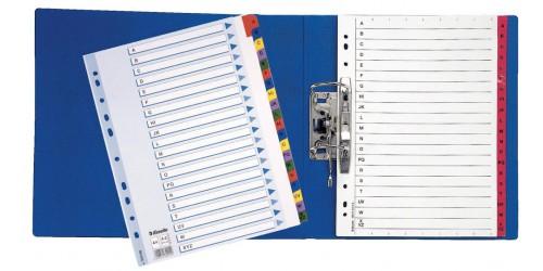 Classeurindex A-Z A4     100166
