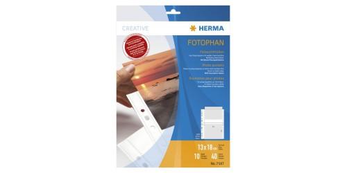 Fotohoezen Herma 2x(13x18) 7587