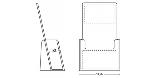 Display 1/3 A4 (C 110)