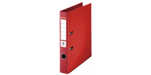 Ordner Esselte A4/50 rood