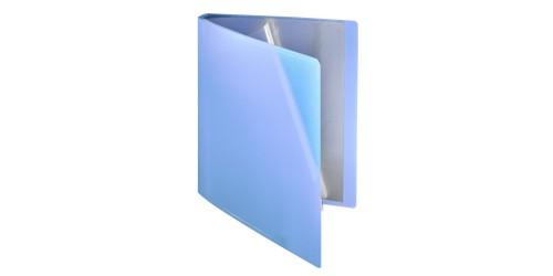 Showalbum A4 40 tas blauw