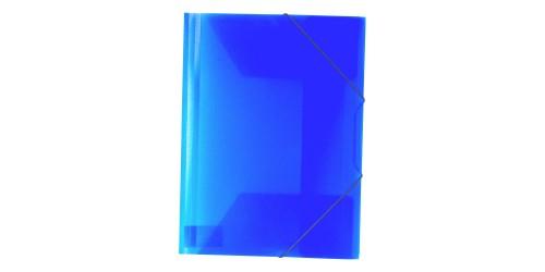 Documentenmap A4 blauw