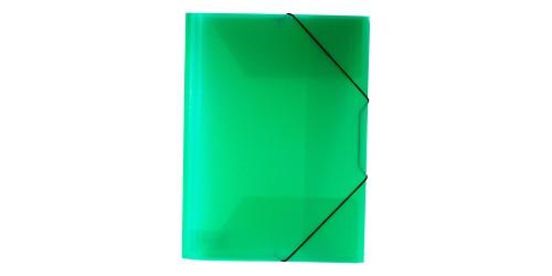 Documentenmap A4 groen