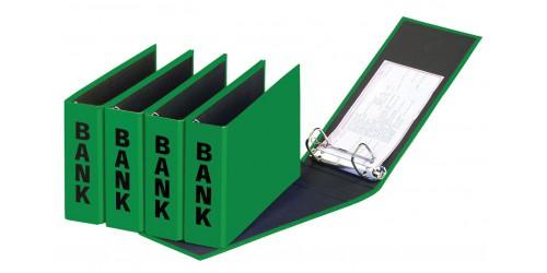Basic Colours Bankordner groen
