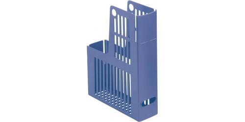 Tijdschriftencassette A4 blauw