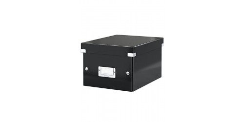 Leitz Click & Store A5 doos zwart
