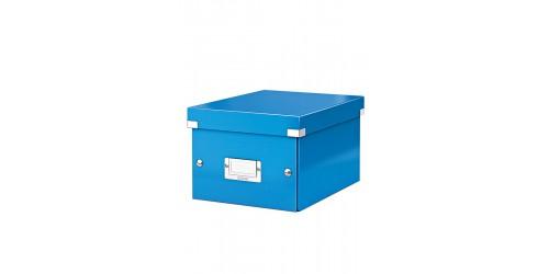 Leitz Click & Store A5 doos blauw