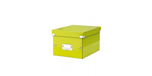 Leitz Click & Store A5 doos groen