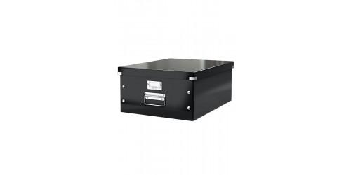 Leitz Click & Store A3 doos zwart