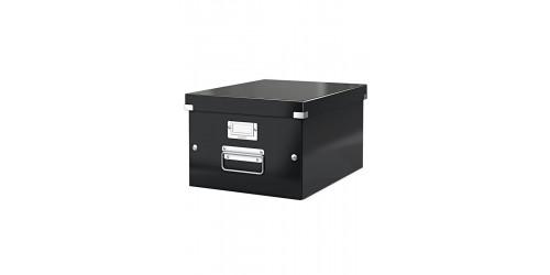Leitz Click & Store A4 doos zwart