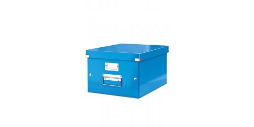 Leitz Click & Store A4 doos blauw