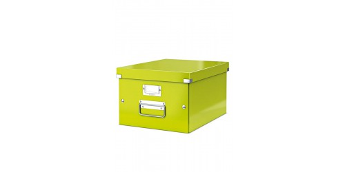 Leitz Click & Store A4 doos groen